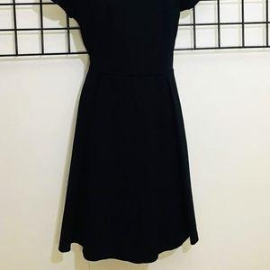 I-N-C black dress